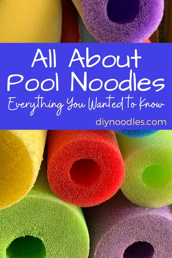 All About Pool Noodle Pin