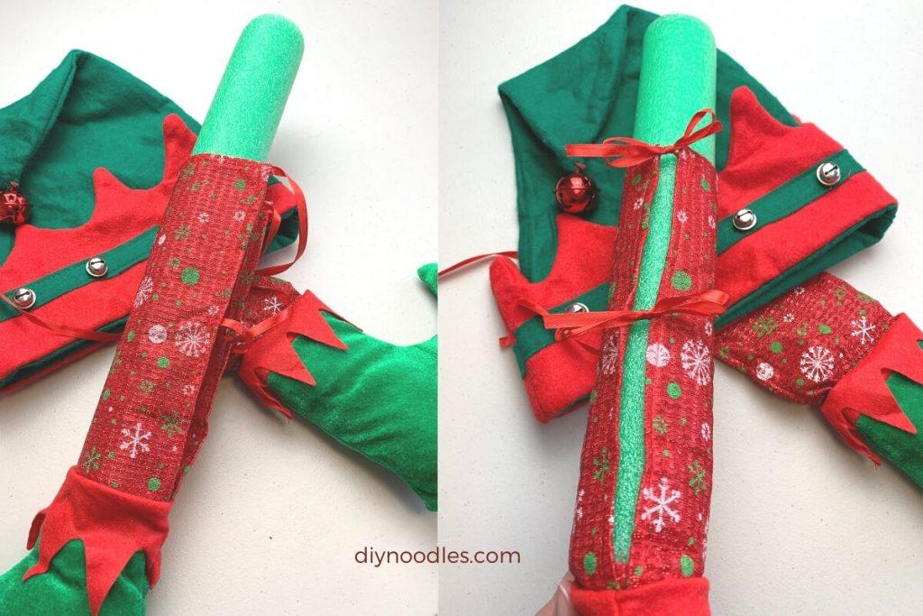 Elf legs for craft