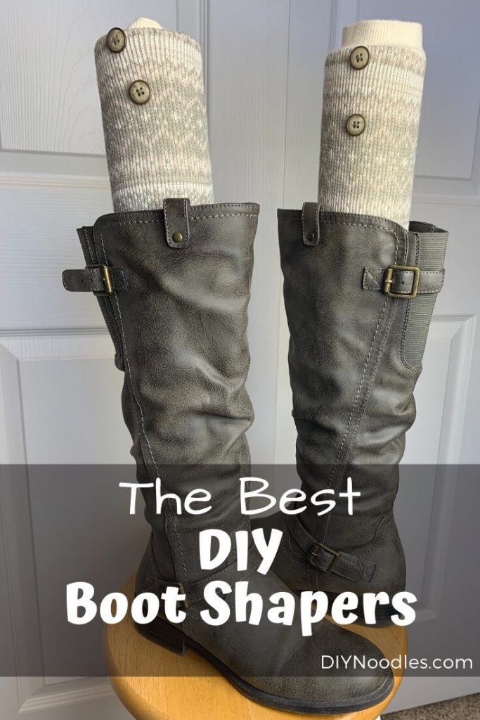 The Best Boot Shapers For Your Boot Collection Diy Noodles