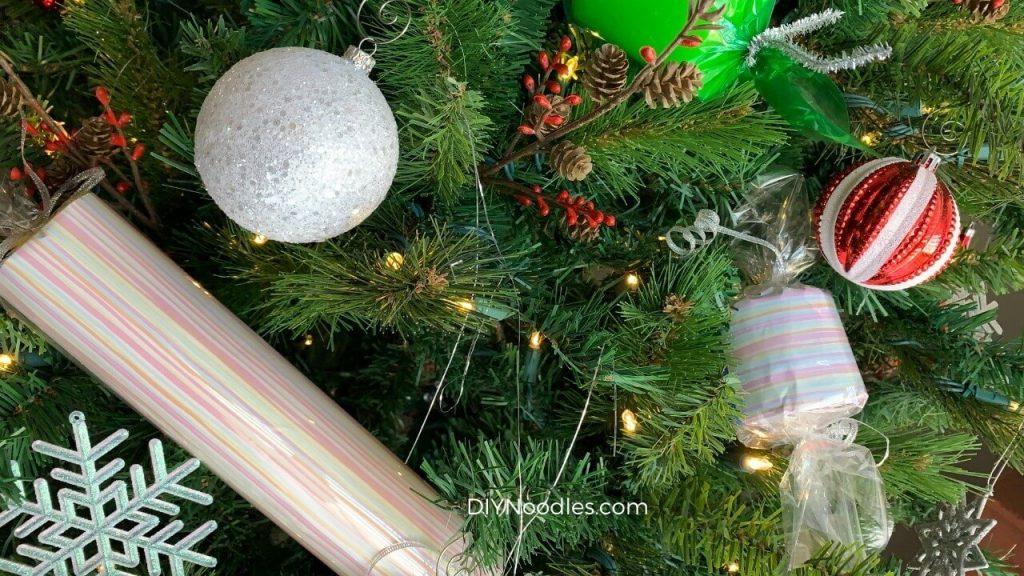 DIY Christmas candy craft